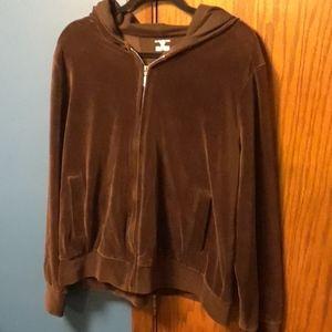 Jones New York Sport hoodie jacket 2X
